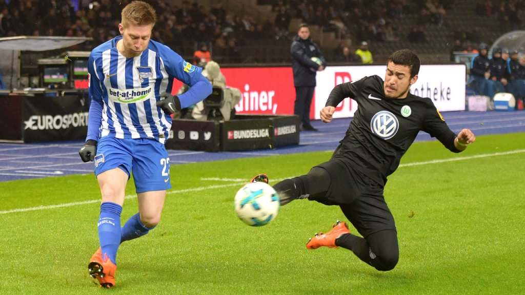 Prediksi Bola Wolfsburg vs Hertha Berlin 15 September 2018