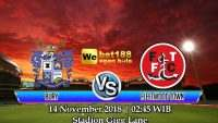 Prediksi Bola Bury vs Fleetwood Town 14 November 2018