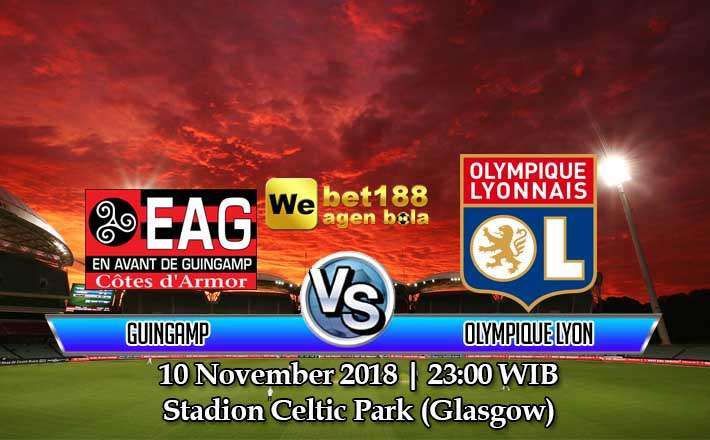 Prediksi Bola Guingamp vs Olympique Lyon 10 November 2018