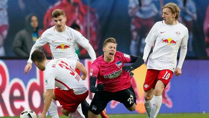 Prediksi Bola Hertha Berlin vs RB Leipzig 4 November 2018