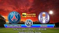 Prediksi Bola Paris Saint-Germain vs Toulouse 24 November 2018