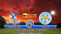 Prediksi Bola Crystal Palace vs Leicester City 15 Desember 2018