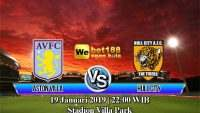 Prediksi Bola Aston Villa vs Hull City 19 Januari 2019