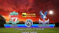 Prediksi Bola Liverpool vs Crystal Palace 19 Januari 2019