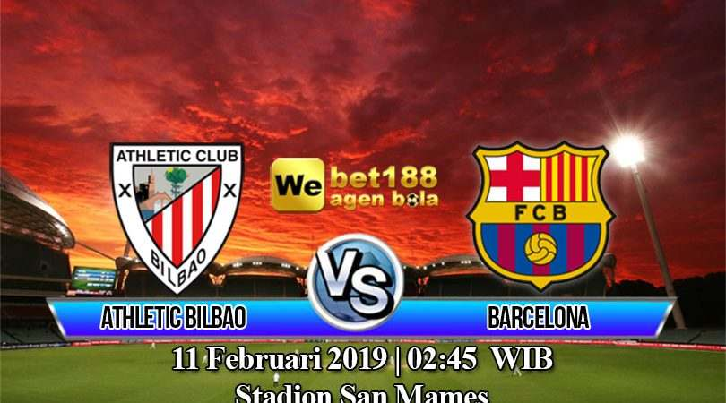 Prediksi Bola Athletic Bilbao vs Barcelona 11 Februari 2019