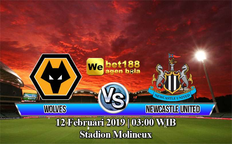 Prediksi Bola Wolves Vs Newcastle United 12 Februari 2019