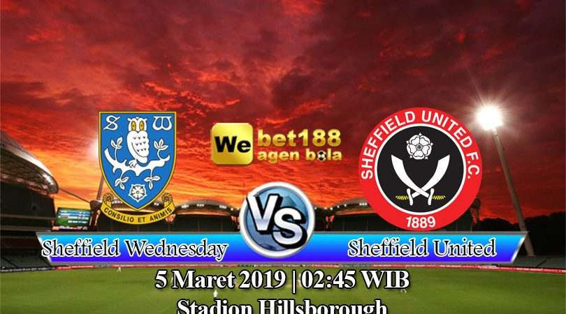 Prediksi Bola Sheffield Wednesday vs Sheffield United 5 Maret 2019