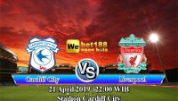 Prediksi Bola Cardiff City vs Liverpool 21 April 2019