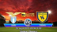 Prediksi Bola Lazio vs Chievo 20 April 2019