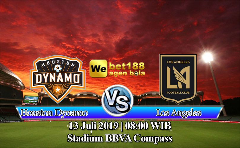 Prediksi Bola Houston Dynamo vs Los Angeles 13 Juli 2019