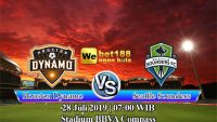 Prediksi Bola Houston Dynamo vs Seattle Sounders 28 Juli 2019